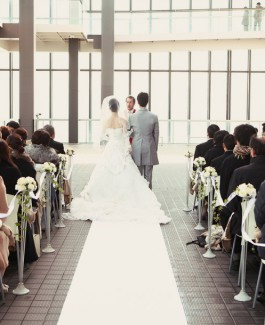 MIDLAND SQUARE WEDDING