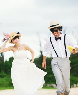 Ryukyu Wedding