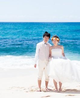 【HAWAII】 OHANA Wedding