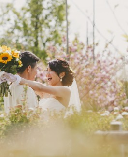 DENPARK WEDDING