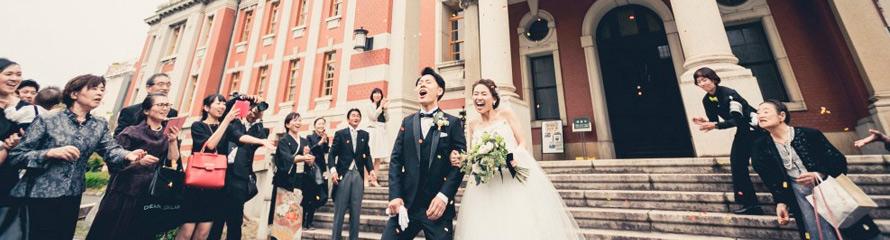 デザインにこだわった結婚式ウエディング