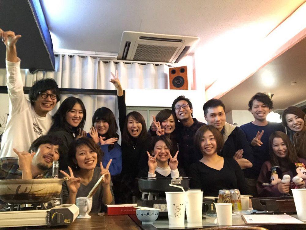 【同窓会】鍋パーティー